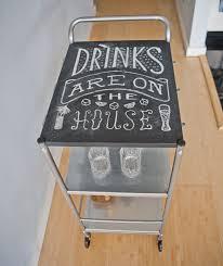 ikea stainless steel bar cart photo ideas