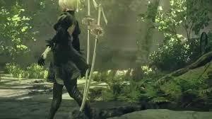 <b>NieR</b>: <b>Automata</b> – Debut Gameplay Trailer - YouTube