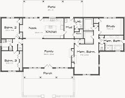 Santa Fe   Texas Best House Plans by Creative ArchitectsTo order plan call