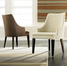 Dining Room Chairs With Casters And Arms Contemporary Dining Room Chairs With Arms Stylish Dining Chairs