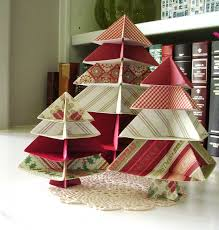 at home christmas decorations archaic diy ideas with colorful trees made from paper cutting crafts window amusing cool diy patio