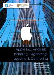 Case Study   Apple Inc  BS       amp  BS      BA  Hons  in Business Studies  CITY College  An International