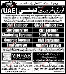construction staff requried for uae others companies jobs in email to friend save job print