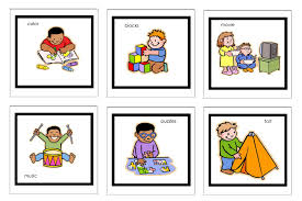 visual learning clipart clipartfest visual schedule clipart