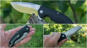 <b>Складной нож Ruike P852</b> - интересный дизайн, но не для ...