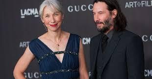 Keanu Reeves has a new girlfriend : GenderCritical