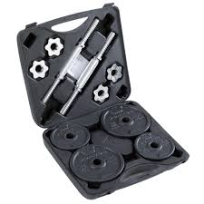 <b>Набор</b> гантелей для силовых тренировок <b>20</b> кг | Domyos by ...