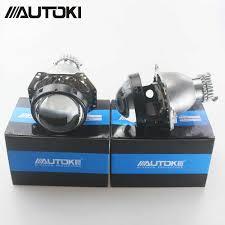 <b>Autoki Auto</b> head light 3.0 inch Bi xenon Projector Lens replace G5 ...
