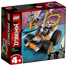 <b>Конструктор LEGO Ninjago</b> 71706 <b>Скоростной</b> автомобиль Коула ...