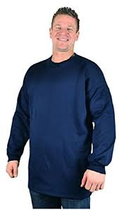 <b>Big</b> Mens Navy BTS Crew Neck Sweatshirt XL 2xl <b>3xl 4xl 5xl</b> 6xl 7xl 8xl