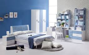 mesmerizing study area designed in minimalist concept to beautify blue bedroom ideas blue bedroom ideas affordable minimalist study room design