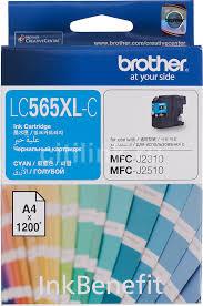 Купить <b>Картридж BROTHER LC565XLC</b>, голубой в интернет ...
