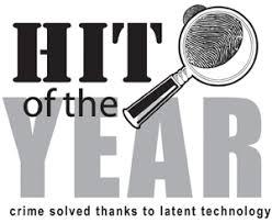 2012 Latent <b>Hit of the Year</b> — FBI