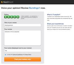 How to Guide  Collect a service and product review with one     After writing and posting the review  the customer is redirected to our product review form to leave a review of the product s  specified in step