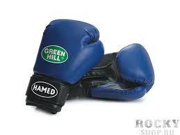 Купить <b>боксерские перчатки Green Hill</b> в Москве – Rocky-shop.ru