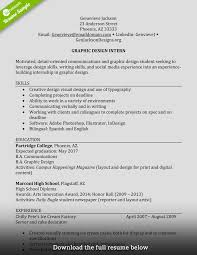 how to write a perfect internship resume examples included internship resume no experience