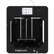 <b>Tronxy C2</b> 3.5 inch Touch LED Control Mental 3D Printer | Gearbest
