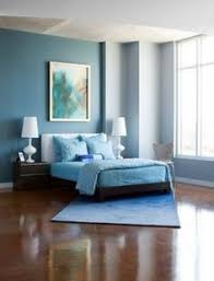 blue bedroom love the shade of blue on the wall with the dark brown bedroom colors brown furniture