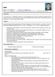 vijin resume mechanical design