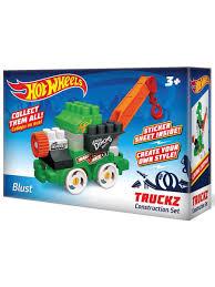 Машинка <b>Hot wheels серия</b> truckz Blust Bauer. 8310980 в ...