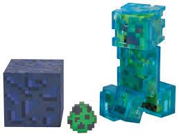 <b>Игровой набор</b> Jazwares <b>Minecraft</b> Крипер 16476 — купить по ...