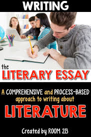 best ideas about literary essay essay writing literary essay lessons help your high school english students learn to write a literary essay
