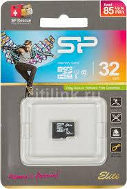 Купить <b>Карта памяти</b> microSDHC UHS-I U1 <b>SILICON</b> POWER 32 ...