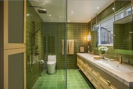 green bathroom screen shot: tile shown x in limon and x in sea