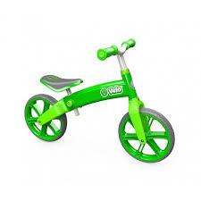 <b>Беговел Velo Balance</b>, зеленый <b>YVolution</b> (Ирландия) - Игракот