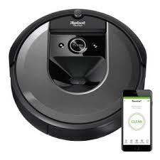 <b>iRobot Roomba i7</b> Wi-Fi Connected Robot Vacuum Cleaner (7150 ...