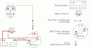 wiring diagram for delco alternator the wiring diagram painless wiring diagram delco alternator 1991 chevrolet pick up wiring diagram