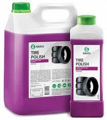 110102-<b>GRASS</b>: <b>Полироль для шин</b> «Tire Polish», 6 кг (4шт/уп ...