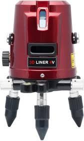 3D Liner 2V, <b>Построитель лазерных плоскостей</b> (нивелир ...