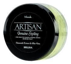 <b>Воск</b>-<b>блеск</b> для укладки <b>волос</b> Artisan Brillina Glossy Shining Wax ...