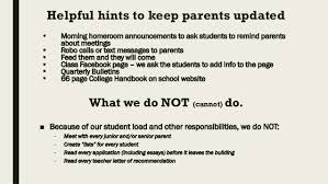 sacac session c  helicopter parents in a public school       keys to dealing   helicopter parents