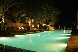 pool lights ideas beautiful lighting pool