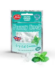 "<b>Кристаллы ксилитола Fuzzy</b> Rock ""Crystal Coolmint"" (со вкусом ..."