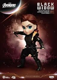 <b>Avengers</b>: <b>Endgame</b> Egg Attack Action Figure Black Widow <b>17 cm</b> ...