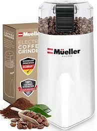 Mueller Austria HyperGrind Precision <b>Electric</b> Spice/<b>Coffee Grinder</b>