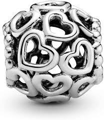 EverReena Beads <b>Funny Dog</b> Animal Charm for Silver Bracelets ...