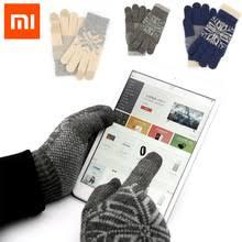 Оригинальные <b>перчатки для</b> сенсорного экрана Xiaomi, <b>перчатки</b> ...