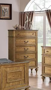 emily bedroom set light oak: emily chest light oak co  emily chest light oak