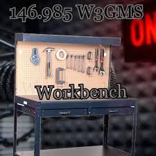 146.985 W3GMS Workbench