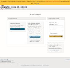 The Texas <b>Nurse</b> Portal is now available. Please click here for ...
