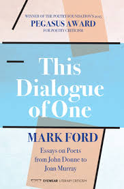 essay   small press distributionthis dialogue of one  essays on poets from john donne to joan murray