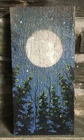 one of a kind painting on weathered antique barn board barn boards