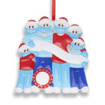 <b>DIY Family Handwriting Face</b> Mask Snowman Christmas Tree ...