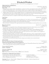 include in your resume york businessman s