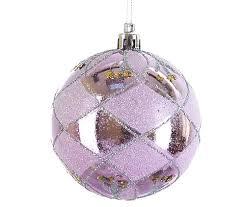 "Набор <b>новогодних шаров Monte Christmas</b> ""Розовая пыльца ..."