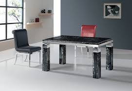 Small Picture Elegant Marble Top Dining Table Boundless Table Ideas